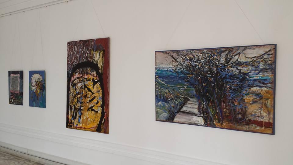 Expozitie picturi